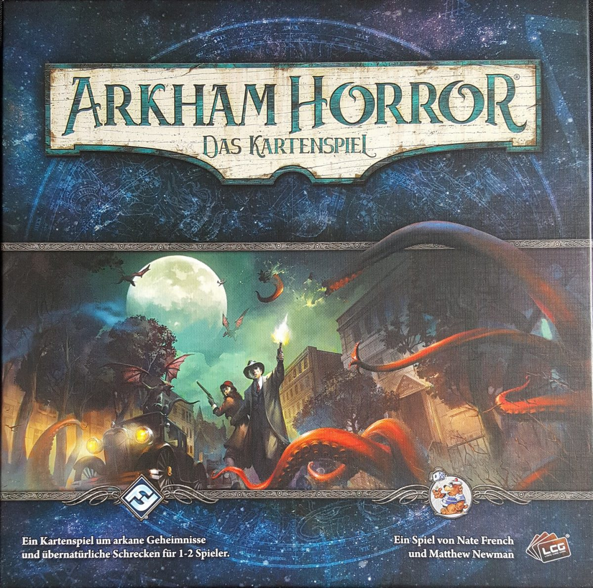 Arkham Horror: Das Kartenspiel (Rezension)