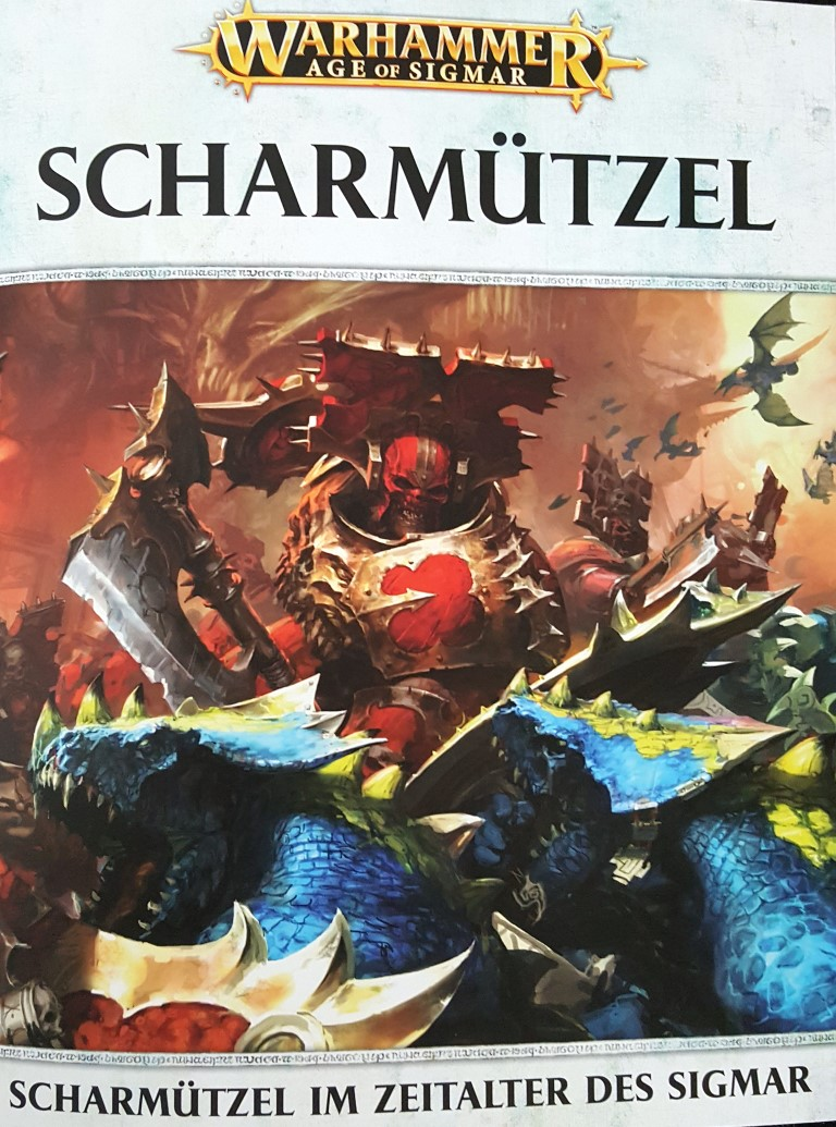 Warhammer: Age of Sigmar – Scharmützel (Rezension)