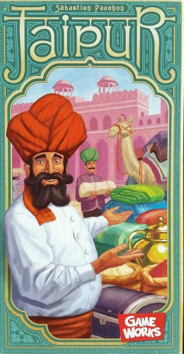 Jaipur (Rezension)