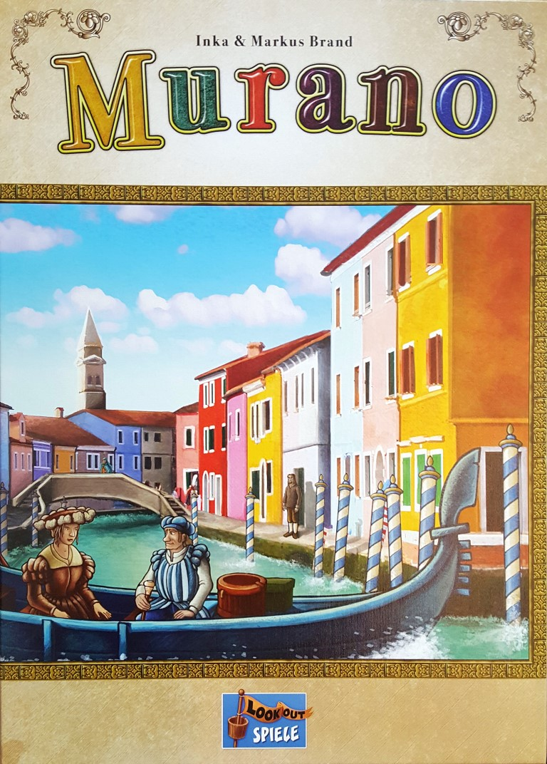Murano (Rezension)
