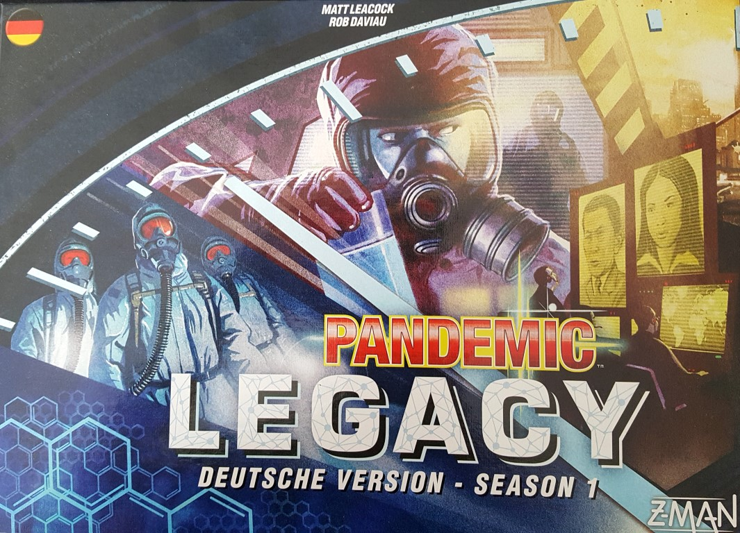 The Show must go on (Pandemic Legacy Blog, Teil 7)