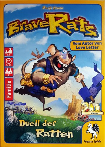 Brave Rats (Rezension)
