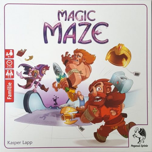 Magic Maze (Rezension)