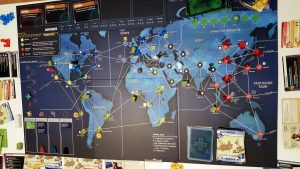 Pandemic Legacy April Spielende