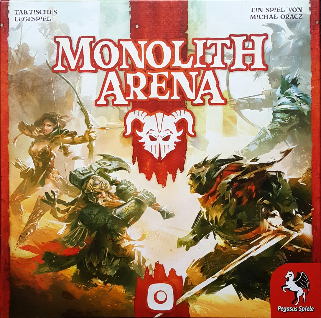 Monolith Arena (Rezension)