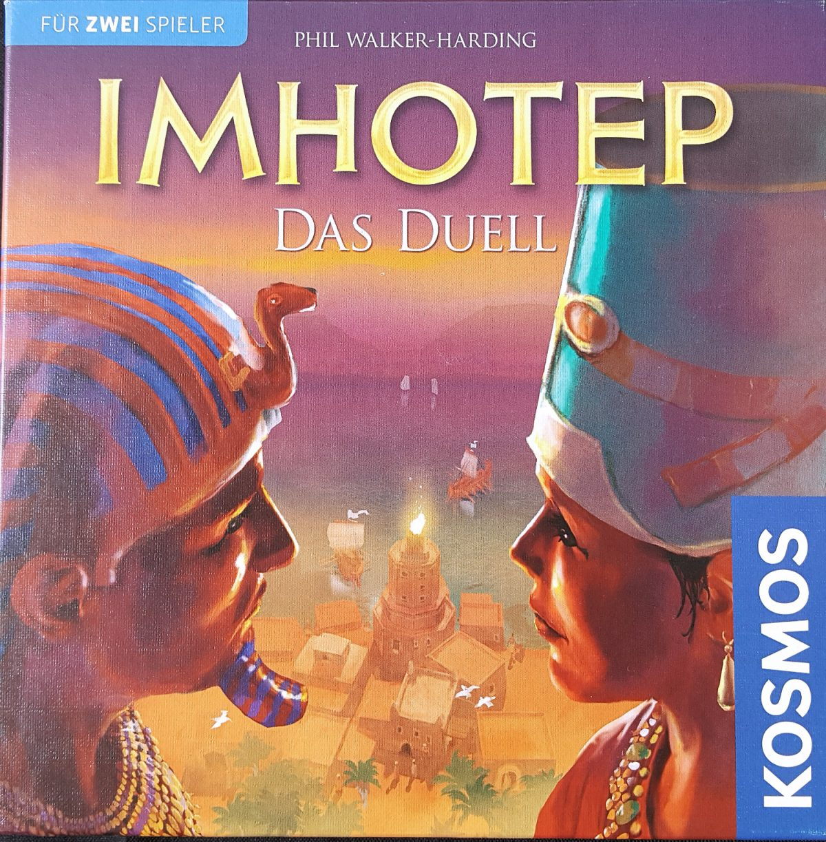 Imhotep: Das Duell (Rezension)