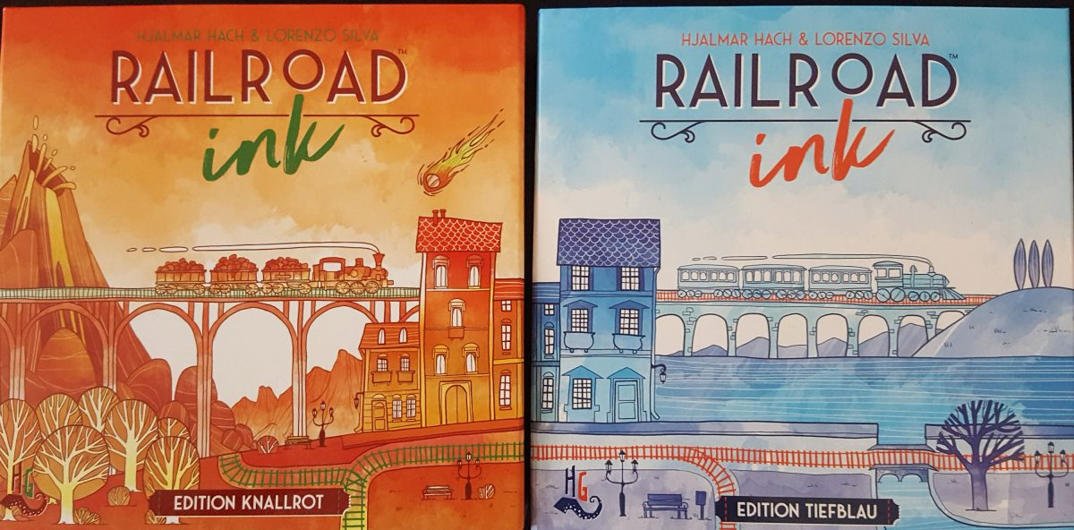 Railroad Ink (Rezension)