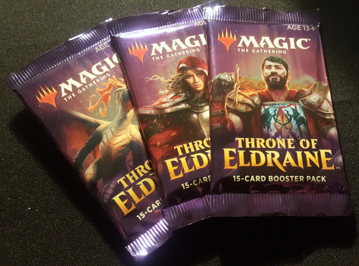 Magic: The Gathering – Throne of Eldraine Boosterdraft-Turnier