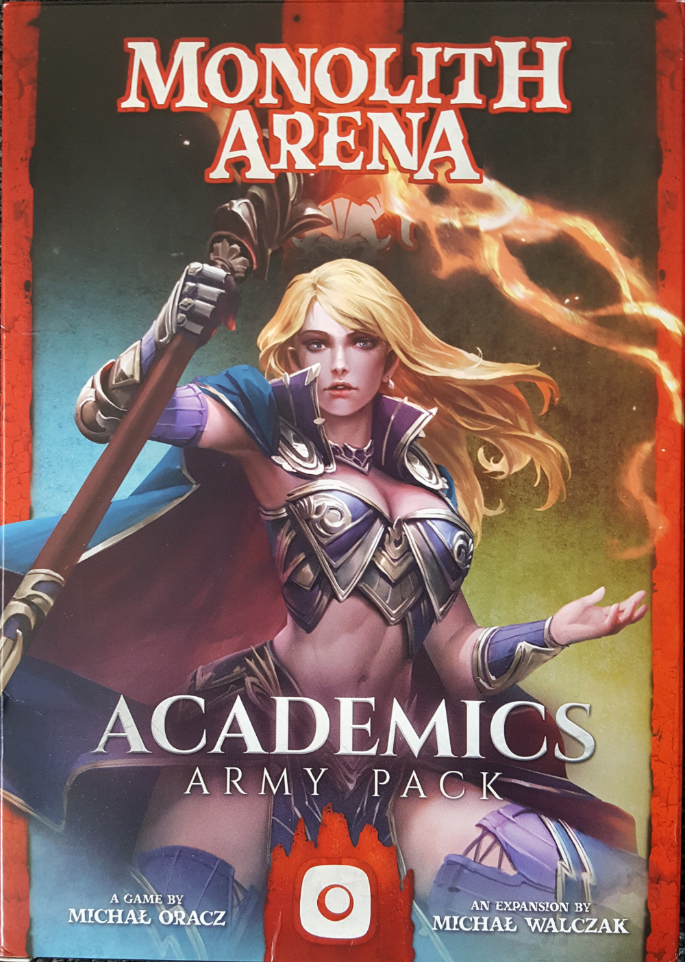 Monolith Arena: Academics (Rezension)