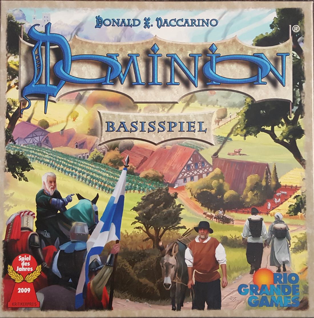 Dominion (Rezension)