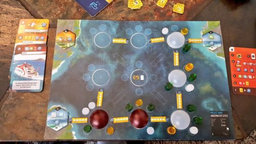Underwater Cities Spielszene